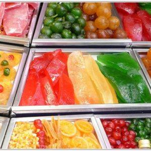 цукаты фрукты