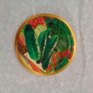 Крышка закаточная Твист полноцвет Liza 20 шт, фрукты